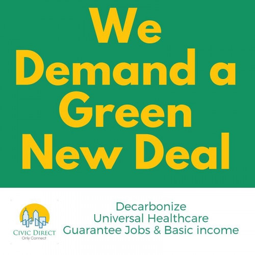 Do We Need a Green New Deal?