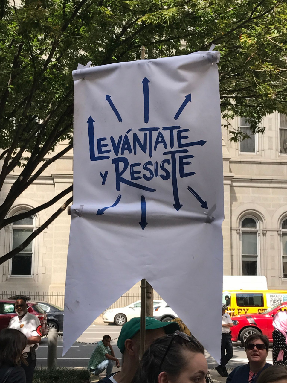 """<a class=""""bx-tag"""" rel=""""tag"""" href=""""https://wethepeople.care/page/view-channel-profile?id=654""""><s>#</s><b>DefendDACA</b></a> - September 7, 2017 - Levantate y Resiste"""