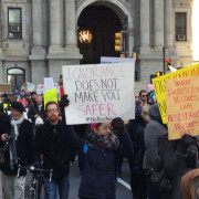 Immigrant Rights Protest - Philadelphia - February 4, 2017 - Ignorance Does Not Make You Safer