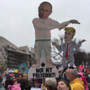 #protestsigns #womensmarch #putin #notmypresident