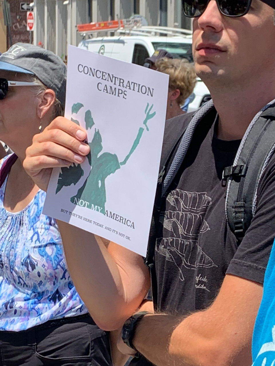"""<a class=""""bx-tag"""" rel=""""tag"""" href=""""https://wethepeople.care/page/view-channel-profile?id=1073""""><s>#</s><b>closethecamps</b></a> - Concentration Camps...Not in My America"""
