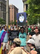 People's Climate March 2017 - Darth Trump