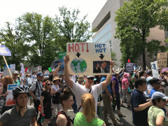 People's Climate March 2017 - Hot/Not