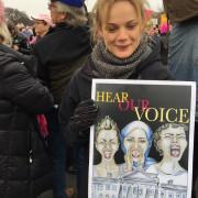 #protestsigns #womensmarch #hearourvoice