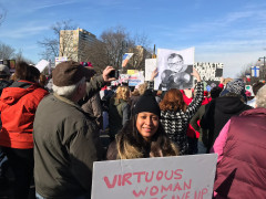 Philly Women's March 2018 - #RBG