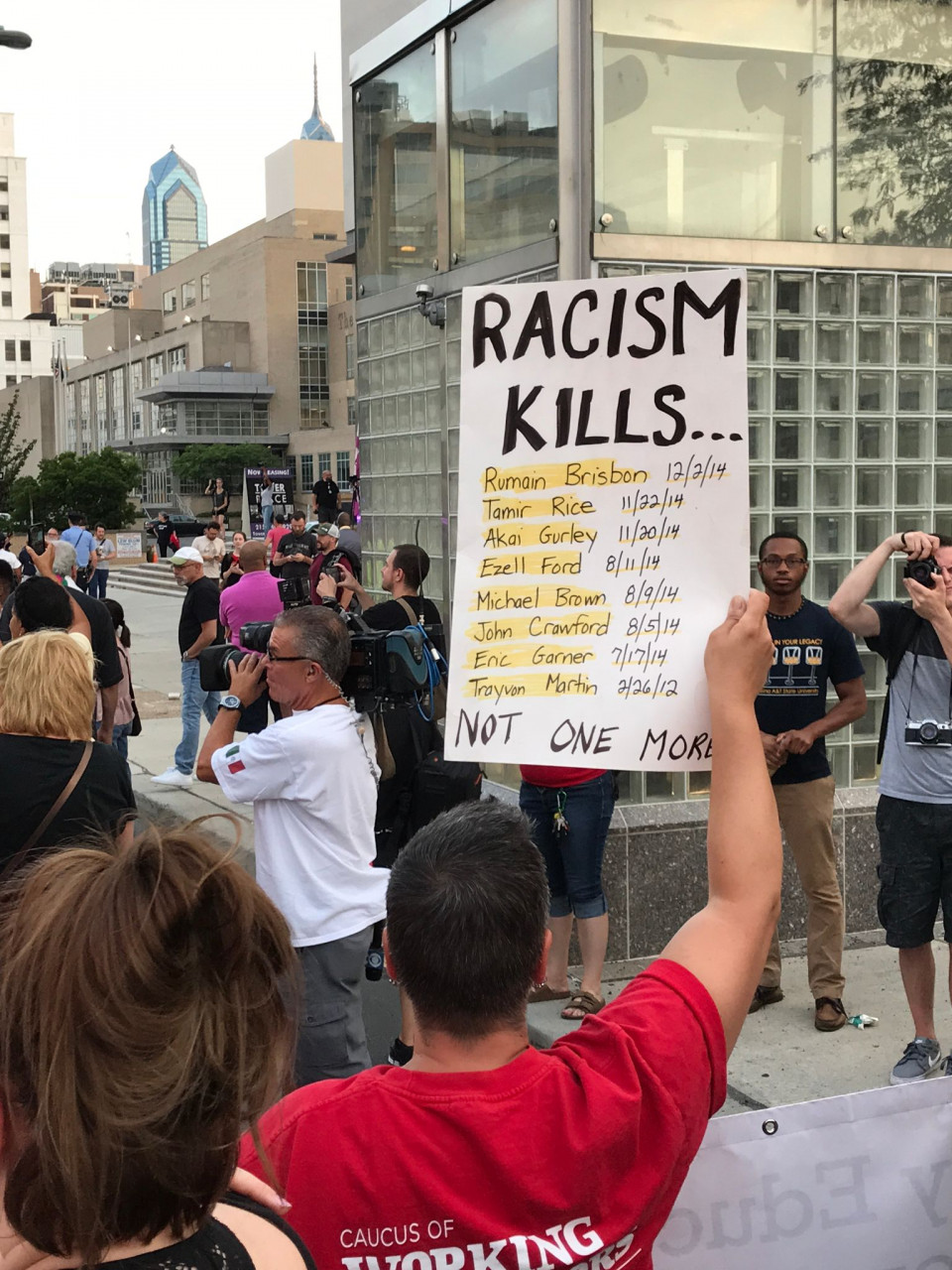 "<a class=""bx-tag"" rel=""tag"" href=""https://wethepeople.care/page/view-channel-profile?id=1020""><s>#</s><b>phillyischarlottesville</b></a> - August 16, 2017 - Racism Kills"