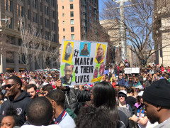 #MFOL - March for black teen lives