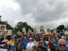 Poor People's Campaign -  On the March