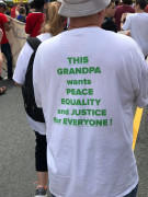 Poor People's Campaign - This grandpa wants #peace, #equality, and #justice for everyone