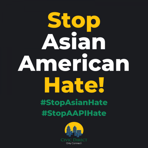 Stop Asian American Hate!