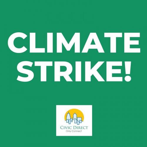 #ClimateStrike = Climate Hope