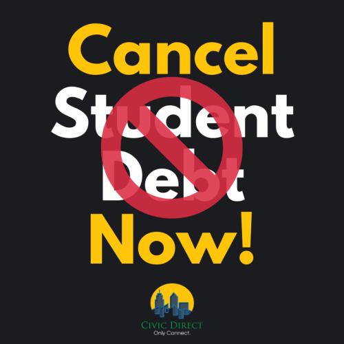 Cancel Student Debt Now