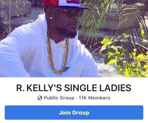 R. Kelly's Single Ladies