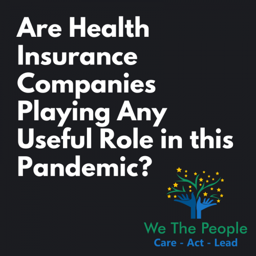 What's the Value of Health Insurance Companies in a Pandemic?